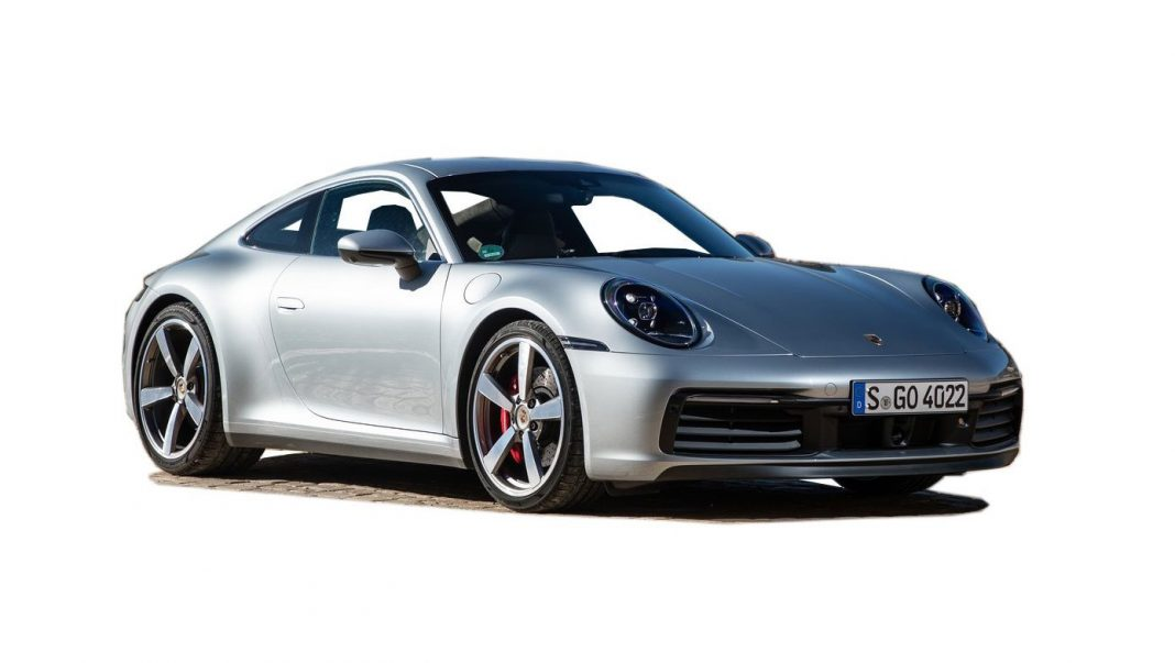 Porsche 911 GT3 teaser released