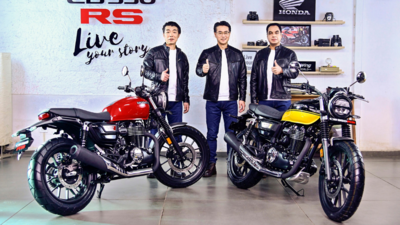 The new Honda CB350 RS has been launched at Rs 1.96 lakh (ex-showroom).