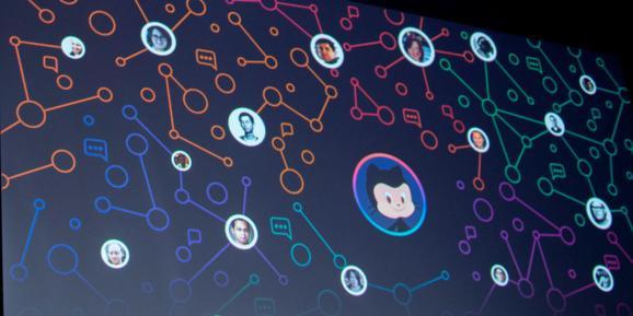 Headshot of Mike Hanley, CSO of GitHub