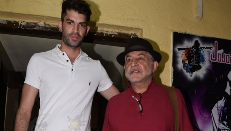 Veteran actor Dalip Tahil's son Dhruv arrested in drugs case   TheSpuzz - TheSpuzz