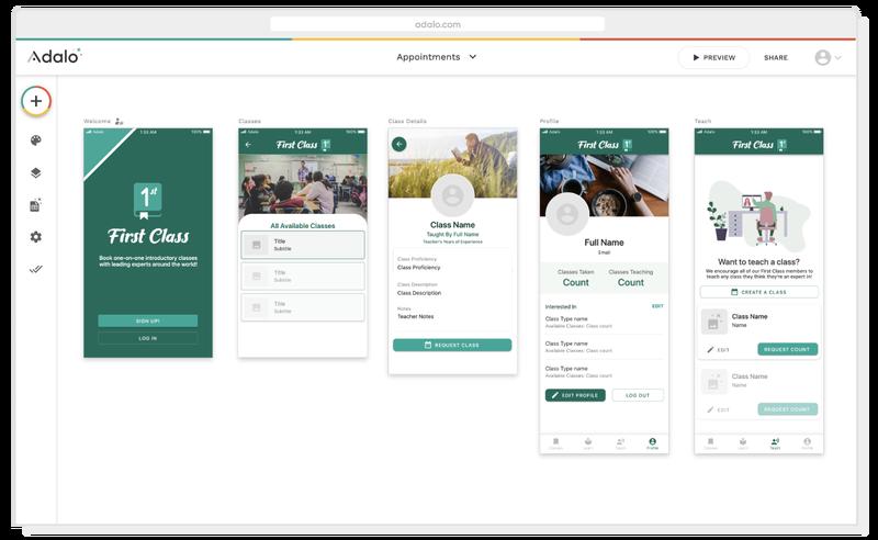 No-code app development platform Adalo nabs M
