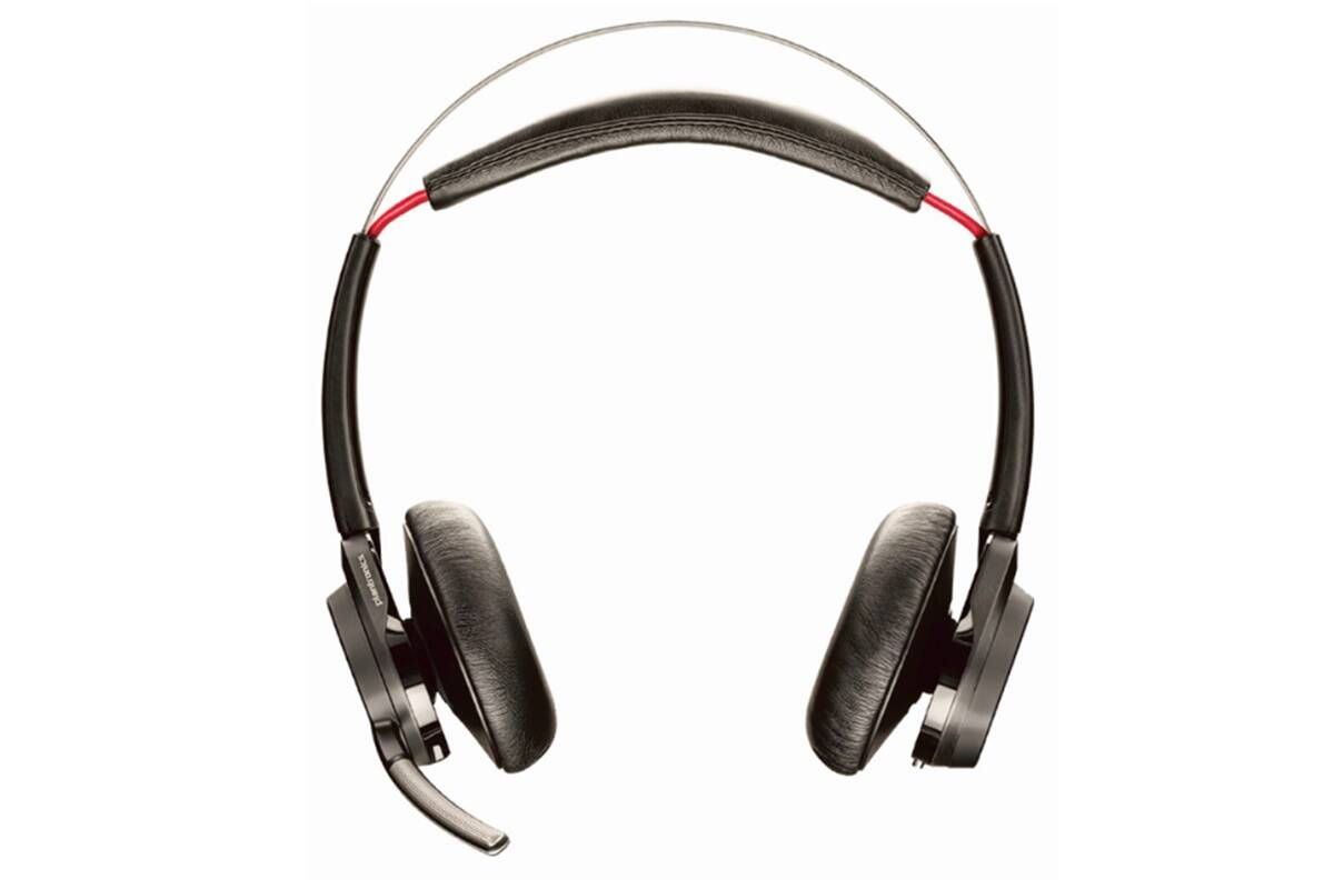 Poly Voyager Focus UC Headset: Get fantastic sound, block outdoors noise