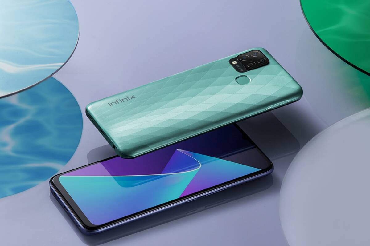 Infinix Hot 10S with MediaTek Helio G85 SoC, 90Hz show and triple rear cameras launched in India