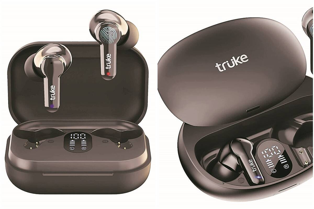 Truke Buds S1 & Q1: Snug match in-ear, skin-friendly TWS earbuds that come in fashionable miniature circumstances