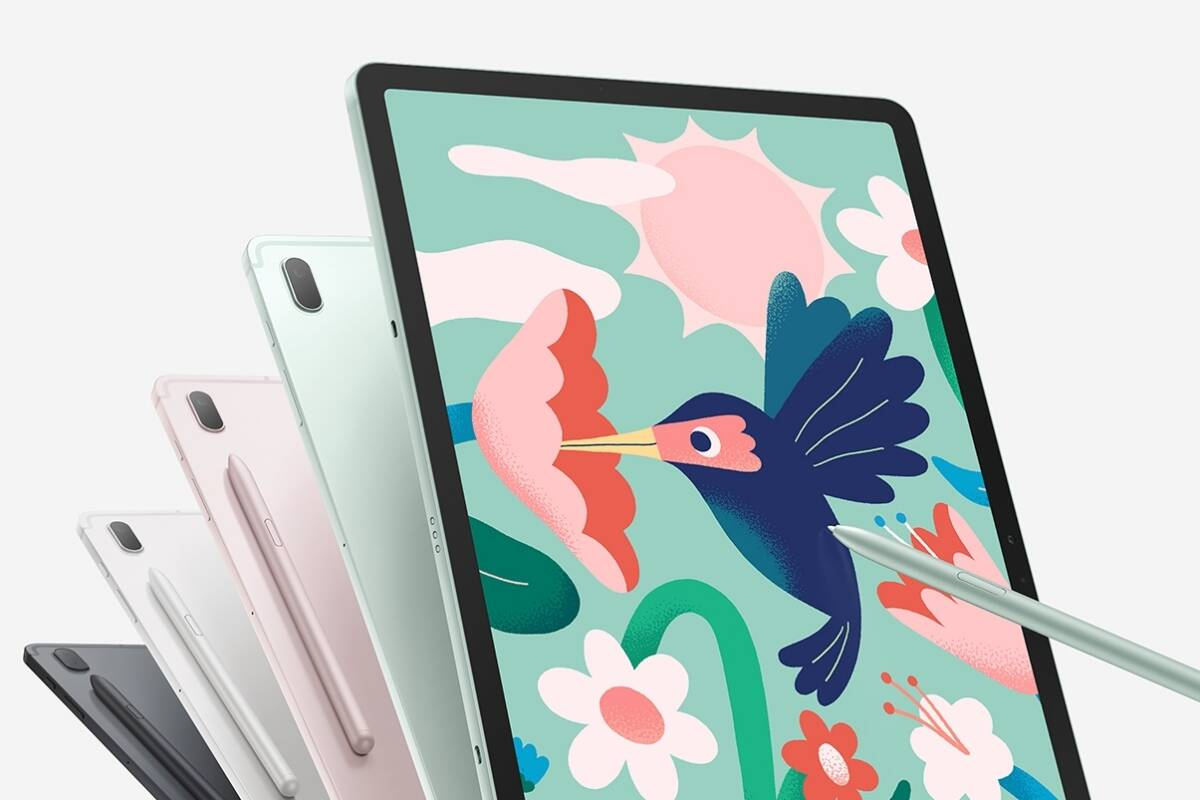 Samsung Galaxy Tab S7 FE officially announced, 'budget' Galaxy Tab A7 Lite also tagging along