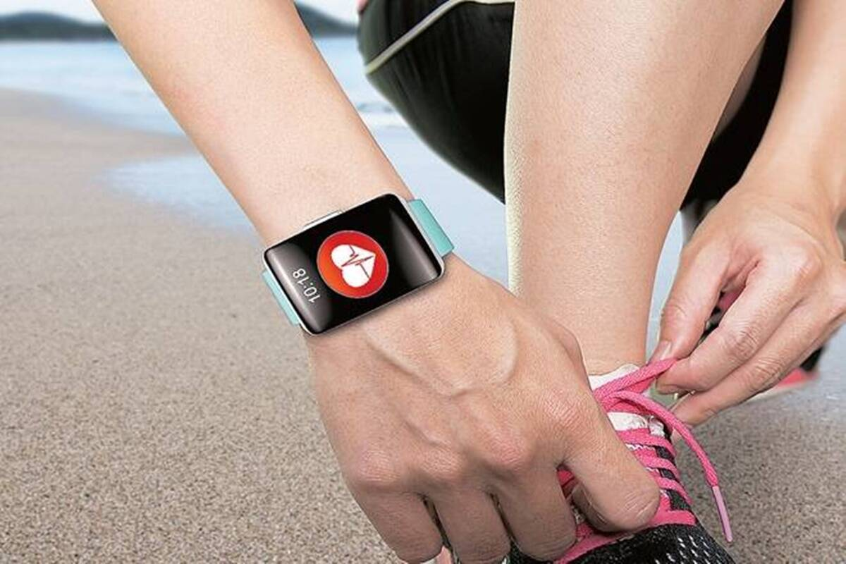 Pandemic pushes up demand for fitness wearables watches quickest-expanding category in Q1