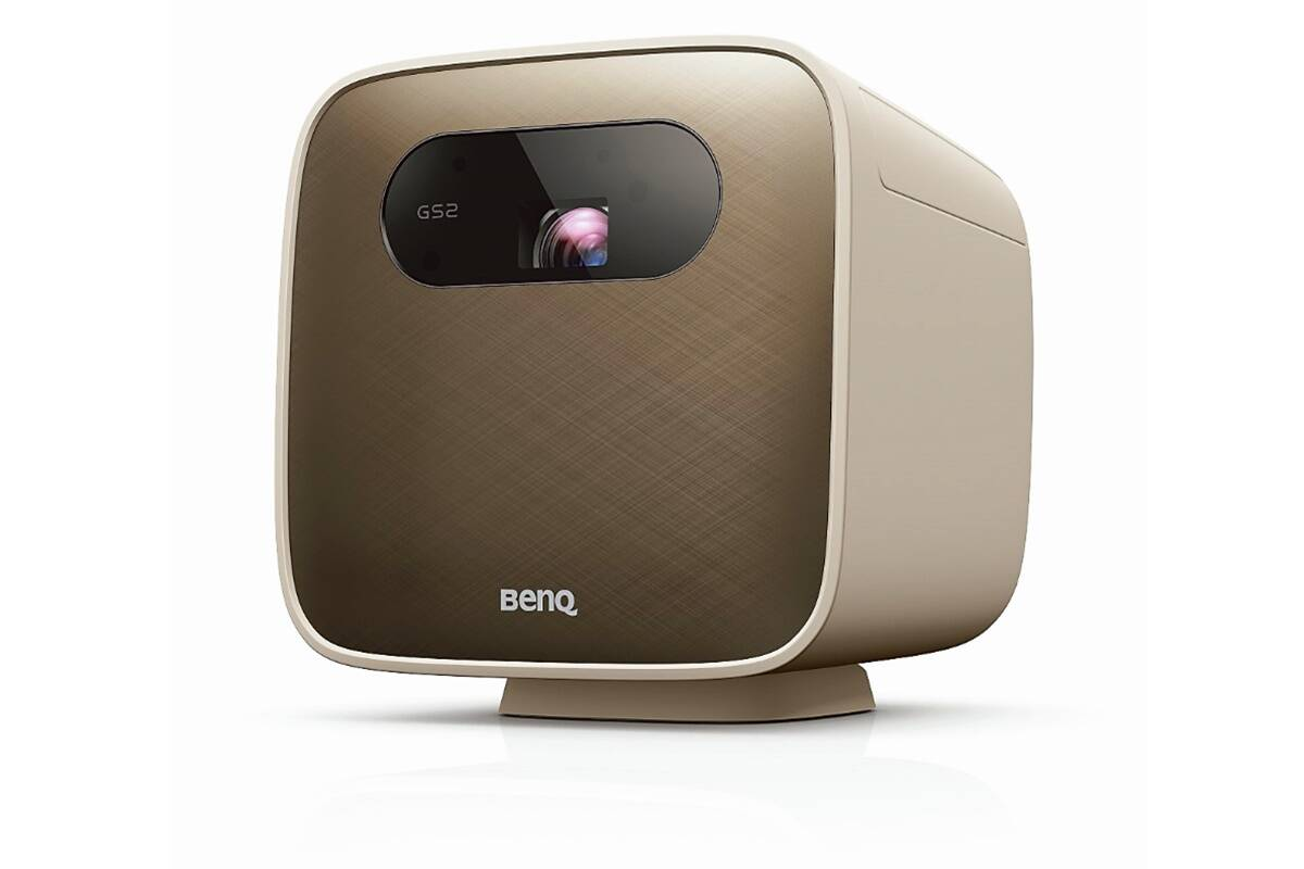 BenQ GS2 sensible wireless transportable projector: Spice up family time with this projector