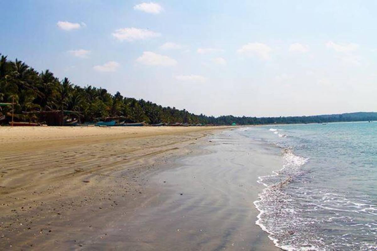 Beach, IRCTC