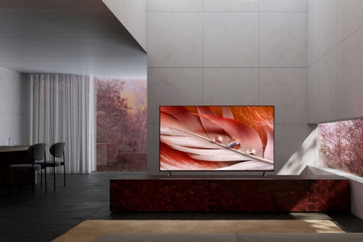 Sony launches Bravia X90J 55-inch Ultra-HD HDR Television in India, claims it can consider like a human brain