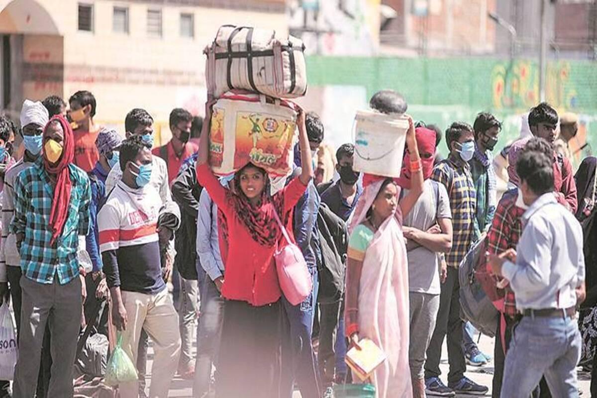 migrant population