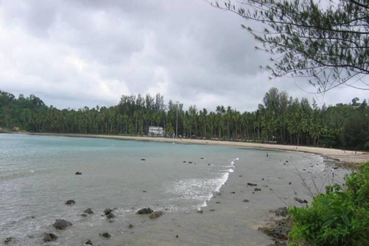 anadaman and nicobar islands